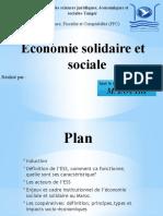 économie sociale