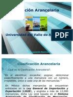 Clasificación Arancelaria VII