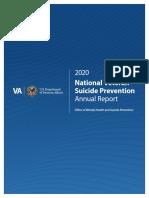 2020 National Veteran Suicide Prevention Annual Report 11 2020 508