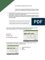 GUIA para validar funcionamiento de T3 free y T3 Total.pdf