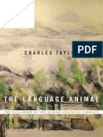 Charles Taylor - The Language Animal_ The Full Shape of the Human Linguistic Capacity (2016, Belknap Press) - libgen.lc.pdf