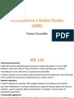 IntroduzioneRobotStudio
