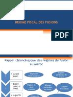 3ème partie 3 Régime fiscal des fusions