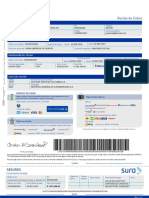 Recibo de cobro Poliza de Daños Materiales No. 030 - 200685.pdf