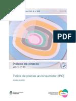IPC Octubre 2020 - INdEC