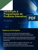 Unidade 1 - Introdução à plataforma de prototipagem Arduino.pdf