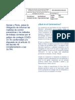 FT-PR-01 Operador Termofusion