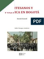 05 David Sowell - Artesanos y política en Bogotá cap. 3