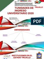 OPORTUNIDADES DE INGRESO UNIVERSITARIO 2020 EN EL EDO. TRUJILLO.pdf