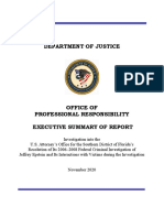 OPR Executive Summary - Epstein & the Sweetheart Deal.pdf
