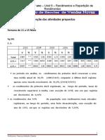 Correção pg 240 - 243