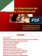 WEB EMBRIOLOGIA II, SISTEMA CARDIOVASCULAR