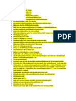 German Sentences 1