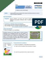F.A - Ciclo VII MATEMÁTICA 3-4