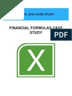 Financial Formulas_Case Study