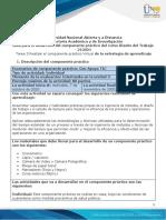 Guía para el desarrollo del componente práctico - Unidades 1, 2 y 3 - Tarea 3 - Realizar el componente práctico virtual