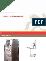 Cajero CX3 carga frontal y carga trasera en EKT 11 mar 13.ppt