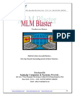 MLM Broacher
