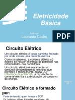 Circuitos elétricos (Associações)