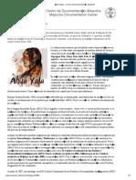 �uke Mapu - Centro de Documentaci�n Mapuche