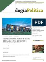 Tours caníbales puesto al día_ La ecología política del turismo – Ecología Política