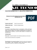 M-T-FAC No.868 R2  PRODUCTOS ANTICORROSIVOS RECOMENDADOS PARA AERONAVES[1].pdf
