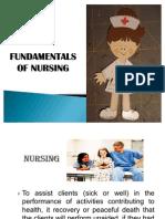 Fundamentals of Nursing 1