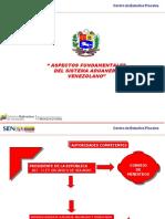 SENIAT ASPECTOS FUNDAMENTALES DEL DERECHO ADUANERO VENEZOLANO