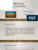 Presentación Biomas