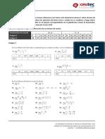 tarea 1 Cálculo CCSS S1