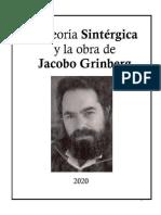 3. La Teoria Sintèrgica y La Obra de Jacobo Grinberg