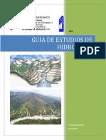 Guia de estudios Hidrologia