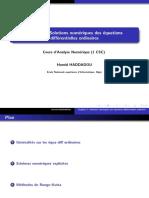 Chap7_SolutionsNumériquesDesEquationsDifférentiellesOrdinaires
