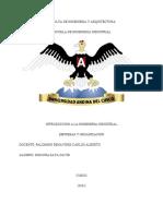 FACULTA DE INGENIERIA Y ARQUITECTURA 2