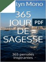 365_jours_de_sagesse__365_pens_es_inspirantes_French_Edition_