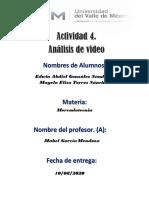 A4_Analisis de video