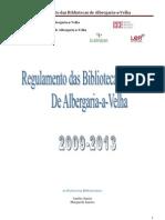 Regulamento das bibliotecas de AEAV - Cópia