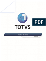 TOTVS AP - Banco de Horas