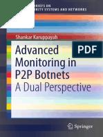Advanced Monitoring in P2P Botnets-Springer Singapore (2018)