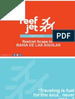 Excursion Bahia de las Aguilas en avion desde Punta Cana