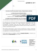 Policía Nacional de Colombia michael