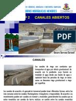 Canales y obras menores