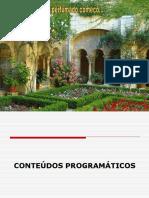 CONTEÚDOS PROGRAMÁTICOS au