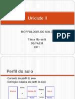 Unidade II ed.2011