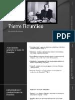 La Nocion de Habitus en Bourdieu