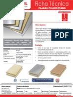 Ficha tecnica placas poliuretano