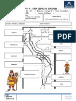 Territorio Peruano (Actividad)