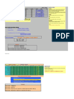 Excel Practise Work