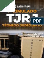 Caderno de Questões - Tj-rj - Técnico Judiciário - Sem Especialidade 19-01