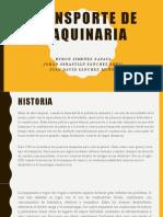 TRANSPORTE DE MAQUINARIA.pptx